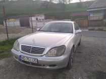 Mercedes-benz S.320.cdi an 2002 full schimb