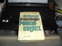 Dictionar Frazeologic Roman-Englez Leon Levitchi Editia 1966