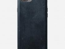 Husa piele iPhone 7 Plus, iPhone 8 Plus Nomad, albastru