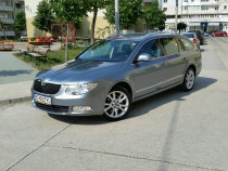 Skoda superb 2.0 euro 5 full dsg