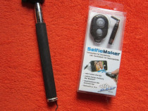 Selfie Maker with Remote by Wedo + Selfie Stick Mono pod