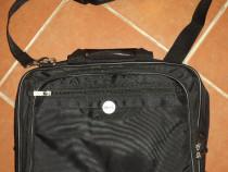 Geanta solida pentru laptop firma dell ,impecabila