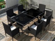 Set mobilier de exterior 13 piese (42537)