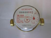 Contor FGH pentru apa calda; nou nemontat.