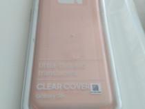 Husa de protectie Samsung Clear Cover pentru Galaxy S8 Plus,