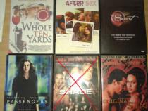 Dvd titluri diverse genuri diferite