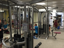 Aparate fitness profesionale Tip turn si Radiant Technogym