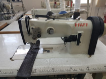 Masina de cusut piele PFAFF 1245 triplu transport automata