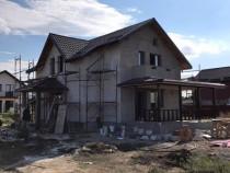 Casa in Iasi- Dancu ,ideala pentru familii cu 550mp teren