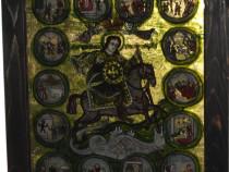 Sf. Mare Mucenic Gheorghe - icoana marturisire