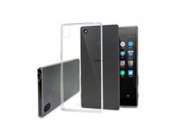 Husa Silicon Sony Xperia Z5 Clear Ultra Thin PRODUS NOU