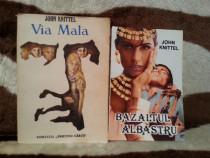 Via Mala/Bazaltul albastru-John Knittel (2 vol)