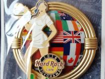 Insigna Hard Rock Cafe Yokohama Japonia, editie limitata