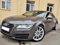 Audi a7 3,0 tdi pachet s7//jante 20 //an 2014//full//accept