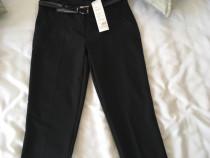 Pantaloni Gizell, office, negri, superbi, marimea 36, noi