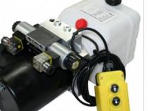 Pompa hidraulica 12v,24v pentru bascula 3.5t