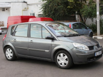 Renault scenic, 2006, 1.9dci 120 cp e4, climatronic