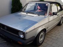 Vw Golf 1 cabrio mk1 karmann
