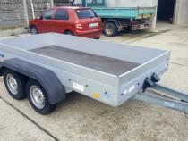 Remorca Meyer mma.2000 kg inmatriculata