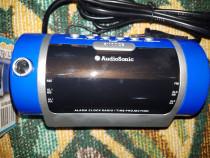 Radio Reveil cu proiector si alarma