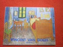Van gogh-album arta-printbook-5 postere cu licenta,1990