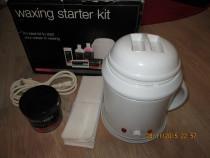 Set Profesional epilare cu ceara - Waxing Starter Kit