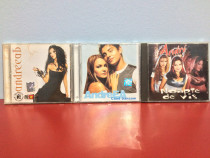 2 CD-uri pop : Andreea Balan - AndreeaB + Andreea Antonescu