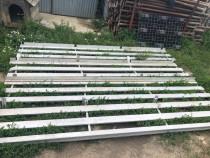 Raft aluminiu frigorific