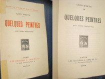 L.Daudet-Scriitori si Artisti-Ecrivans et Artistes-1928.