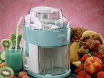 Storcator de fructe si legume DeLonghi RoboDiet Compact KC28