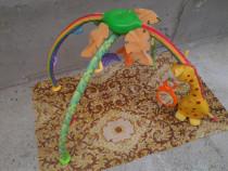 Fisher Price Rainforest centru activitati joaca bebe