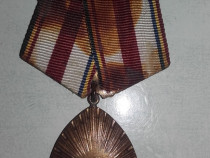 Medalia a XX aniversare a eliberarii patriei 1944-1964
