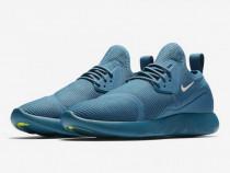40.5_adidasi barbati Nike_albastru_cu panza_77283