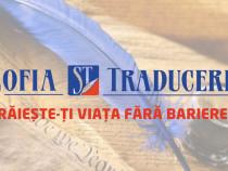 Traduceri autorizate acte auto/acte studii etc.