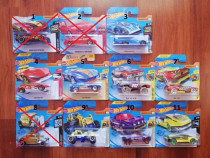 33 Masinute hot wheels
