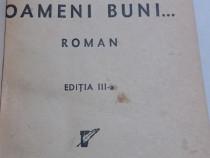 RWX 76 - Mai sunt oameni buni - D Ionescu Morel Ed. III 1942
