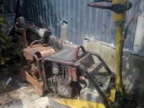 Placa vibratoare WACKER,390KG,Motor HATZ-diesel