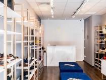 Amenajare,design spatii comerciale & retail shops-expozoare