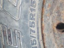 Set anvelope 215 75 r15