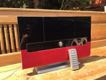 Mp3 player cu boxe incorporate+ telecomanda