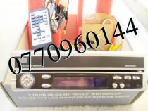TV televizor auto LCD color model 9989 retractabil cu radio