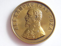 Senatul romaniei la 130 ani - 1994 - Alexandru Ioan Cuza