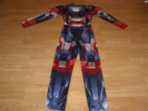 Costum carnaval serbare iron man pentru copii 10-11-12 ani