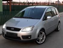 Ford c-max ghia, 2.0 tdci, xenon, jante 18, navi, impecabila