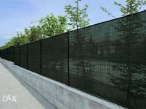Plasa verde pt umbrire/delimitare 1.5m x 50m