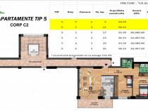 Apartament 3 Camere -Mamaia Nord/Sat