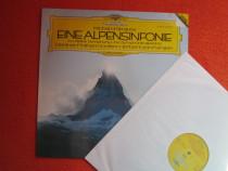Vinil /vinyl Richard Strauss -Eine Alpensinfonie-Karajan