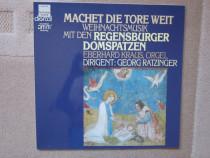 Vinil rar-Muzica Craciun-Regensburger Domspatzen- nou