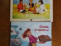 Cinci paini + Greta si retetele ei / R8P2S