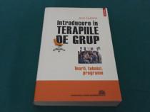 Introducere în terapiile de grup/ jose guimon/ 2006